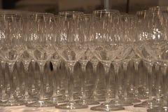 Szkła szkło Zdjęcie Stock