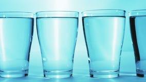 Szkła woda zbiory