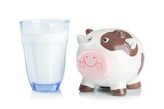 Mleko mleko Zdjęcia Royalty Free