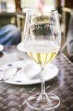 Szkło blondynki piwo Obraz Royalty Free