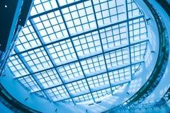 szkło dach Zdjęcia Stock