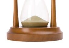 szkło fasonujący stary piasku obraz stock
