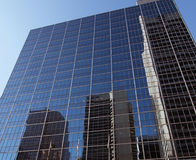 szkło nowoczesny budynek obraz royalty free