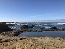 Szkło plaża Obraz Stock