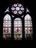 szkło plamiący Fotografia Stock
