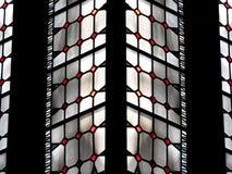 szkło plamiący Obraz Stock