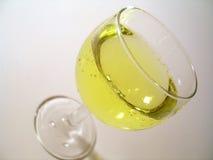 szkło wina fotografia stock