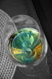 szkło wina Obrazy Stock