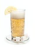 Szkło zimna lemoniada Fotografia Stock