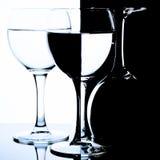 szkła Fotografia Stock