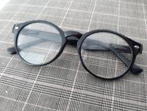 Szkła czerni rama Zdjęcie Stock