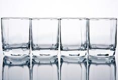 szkło Obraz Stock