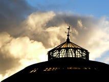 szkło dach Obrazy Royalty Free