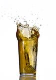 Szkło gronowy sok Obraz Royalty Free