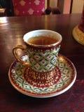 Szkło herbata Zdjęcia Stock