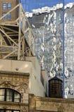 Szkło i Kamienia Budynki Obrazy Royalty Free