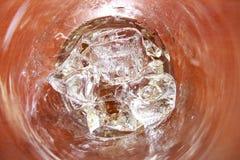 szkło lód Obraz Stock