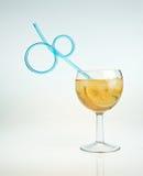 Szkło lodowa herbata Fotografia Stock