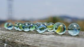 Szkło marmury Zdjęcie Stock