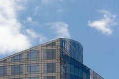 szkło nowoczesny budynek Obrazy Royalty Free