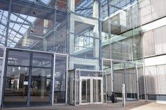 szkło nowoczesny budynek Zdjęcia Stock