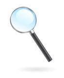 szkło odizolowywam target1175_0_ Fotografia Stock