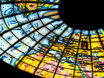 szkło oznaczane bright Zdjęcie Royalty Free