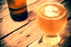 Szkło piwo Zdjęcie Royalty Free