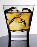 Szkło rum zdjęcia stock