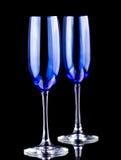 Szkło shampagne Obrazy Stock