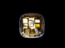 Szkło whisky Zdjęcie Stock