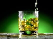 Szkło whisky Obraz Royalty Free