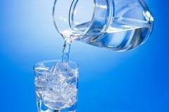 szkło woda Zdjęcie Stock