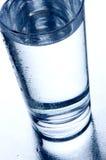 szkło woda Fotografia Stock