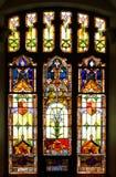 szkła pobrudzony okno Fotografia Stock