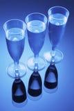 szkła wino Obrazy Stock