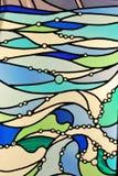 szkła wzoru plama Obraz Royalty Free
