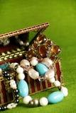 szkatuły biżuteria zdjęcia royalty free