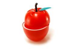 szkatuły jabłczana forma Obraz Stock
