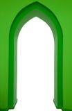 szkicu portal zielony Obrazy Royalty Free