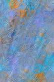 Szklana ściana z cegieł powierzchni tekstura Zdjęcie Stock