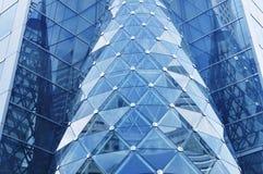 Szklana architektura Obraz Royalty Free