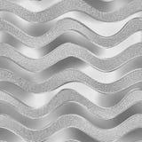 Szklana bezszwowa tekstura z wzorem dla okno ilustracji