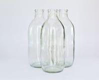 Szklana butelka Zdjęcie Royalty Free