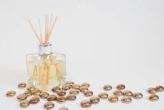 Perfumowy Trzcinowy dyfuzor Zdjęcie Stock