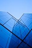 Szklana ściana Obrazy Stock
