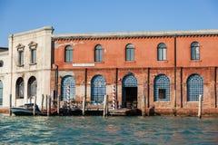 Szklana fabryka, Murano, Wenecja, Itlay Fotografia Royalty Free