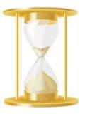 szklana godzina Obraz Stock