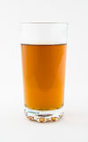 szklana herbata Zdjęcie Royalty Free