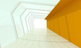 Szklana izbowa pomarańcze ilustracja wektor